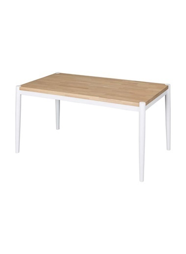 Vitale Pavılıon Beyaz Masa Beyaz